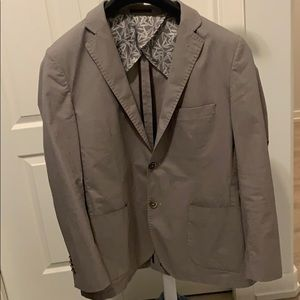 New without tag men's blazer